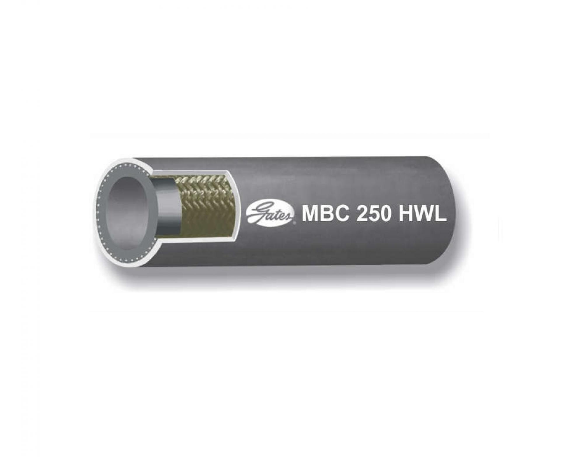 MANGUEIRAS INDUSTRIAIS MBC 250 HWL